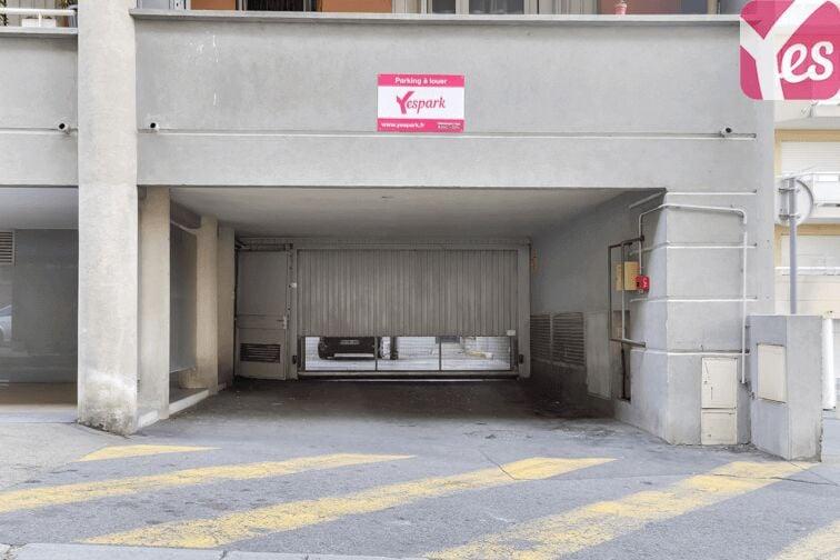 Parking Notre Dame - Saint-Laurent-du-Var souterrain