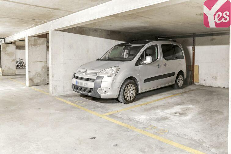 Parking Notre Dame - Saint-Laurent-du-Var Saint-Laurent-du-Var