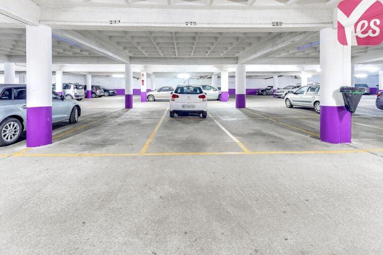 Parking Jardin des Plantes garage