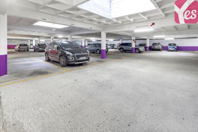 Parking Jardin des Plantes gardien