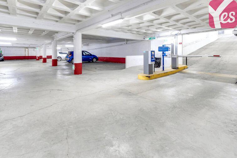 Parking Jardin des Plantes à louer