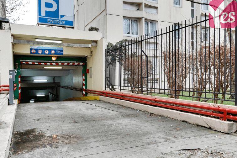 Parking Métra - Pixérécourt gardien