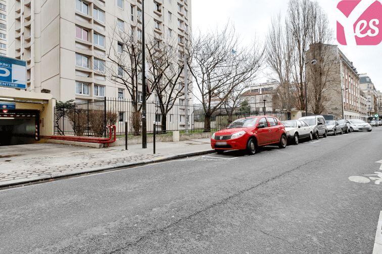 Parking Métra - Pixérécourt pas cher