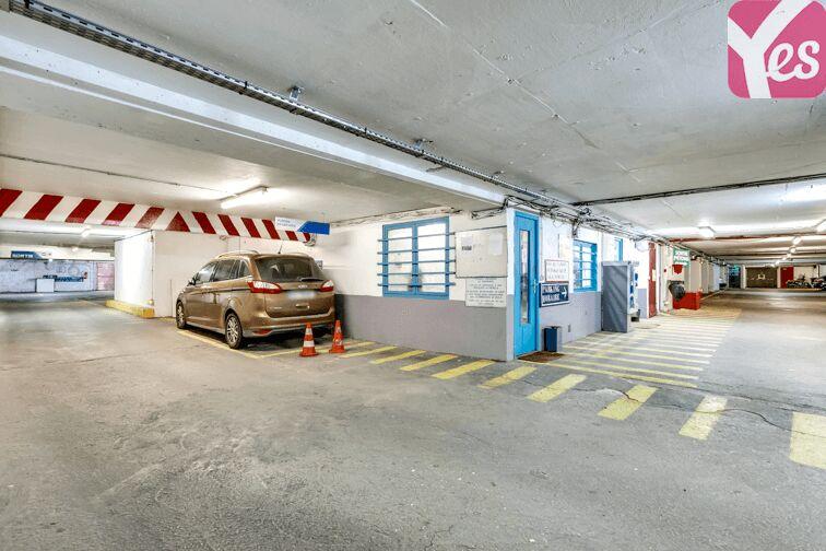 Parking Métra - Pixérécourt avis
