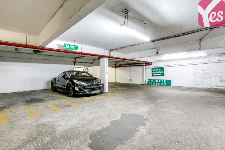 Parking Métra - Pixérécourt 24/24 7/7