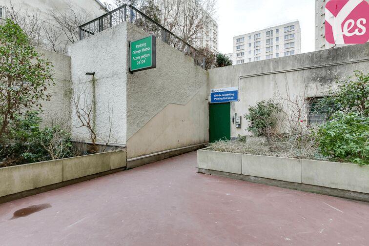 Parking Métra - Pixérécourt en location