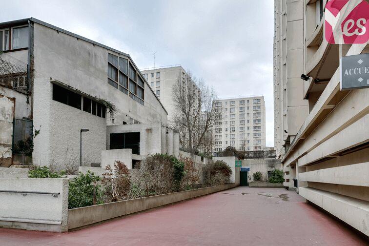 Parking Métra - Pixérécourt box