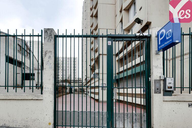 Parking Métra - Pixérécourt à louer