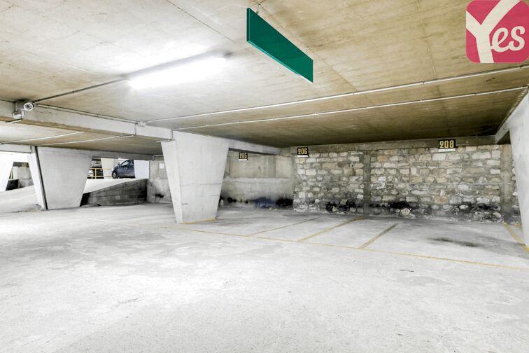 Parking Moulin des Prés - Tolbiac box