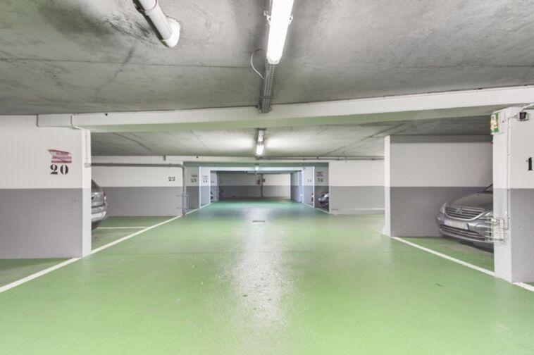 Parking Poissonniers souterrain