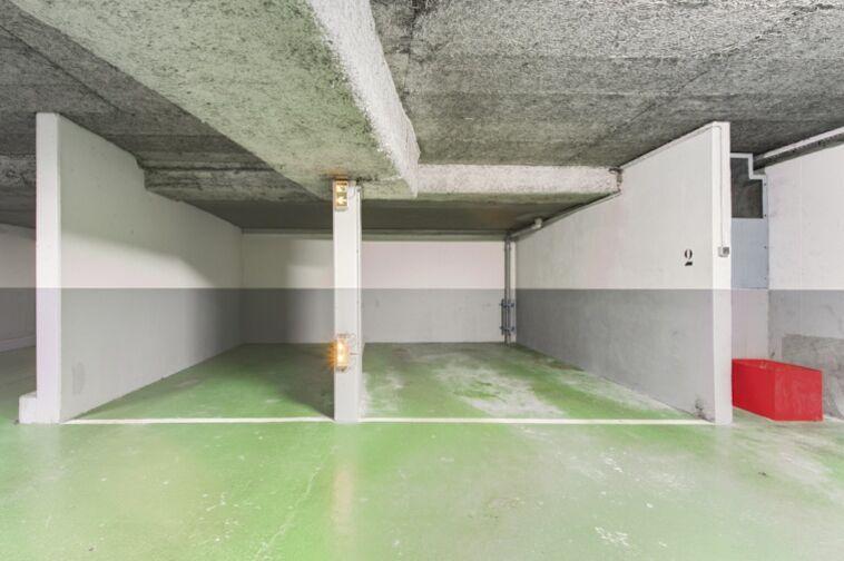 Parking Poissonniers garage