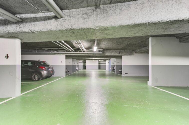 Parking Poissonniers Paris