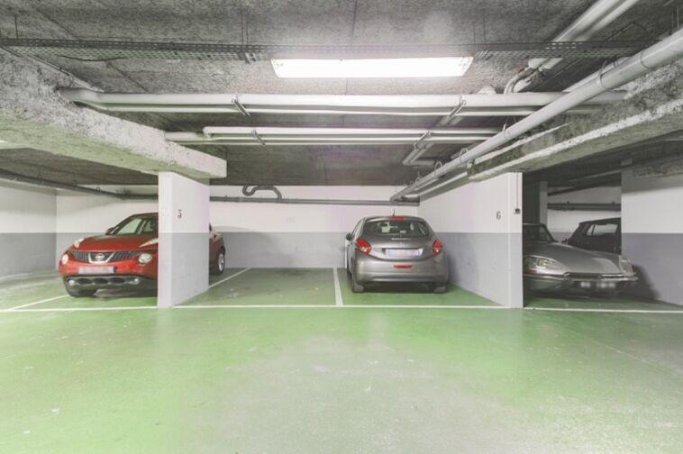 Parking Poissonniers 24/24 7/7