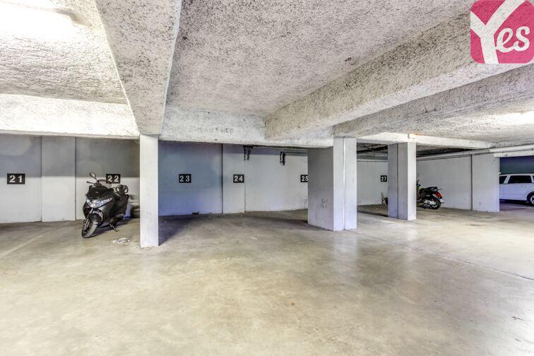 Parking Saint Clair - Caluire-et-Cuire gardien