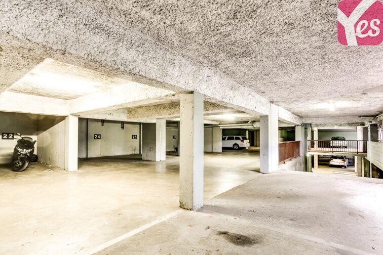 Parking Saint Clair - Caluire-et-Cuire location mensuelle