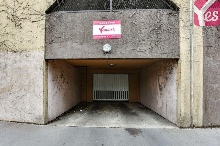 Parking Saint Clair - Caluire-et-Cuire souterrain