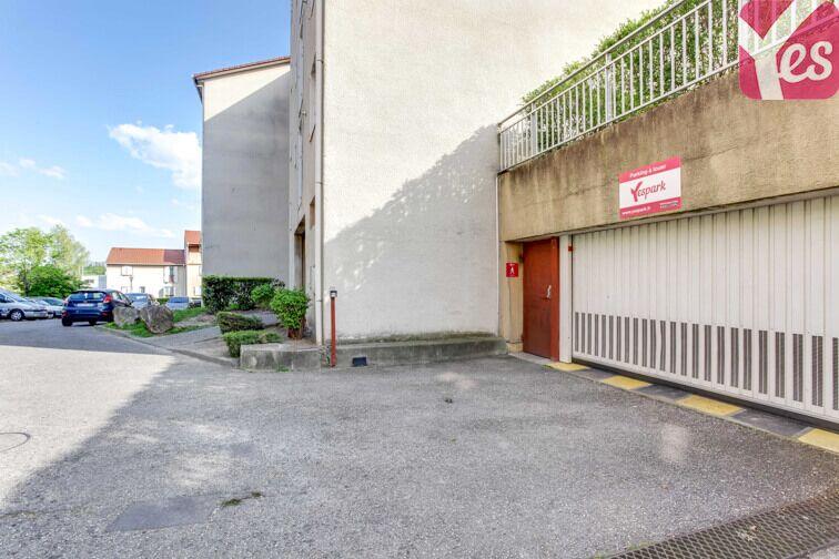 Parking Impasse Paul Fort - Pierre-Bénite caméra