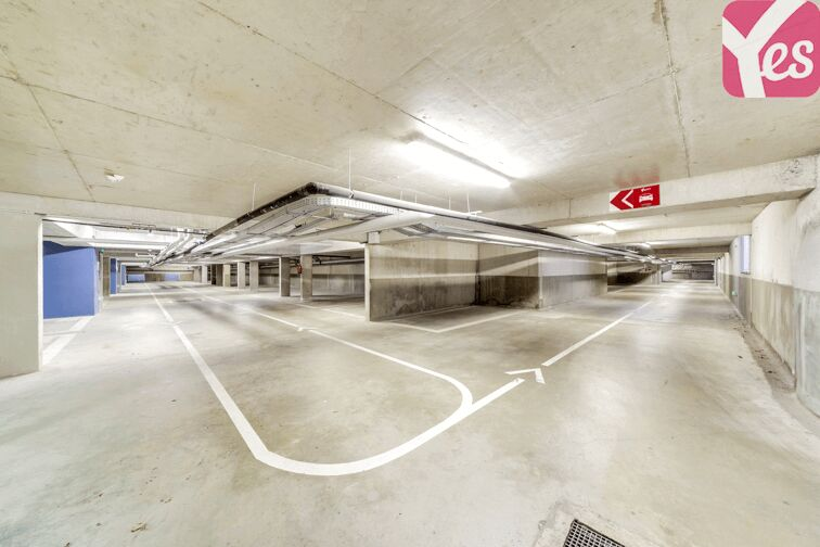 Parking Soupetard - Toulouse garage
