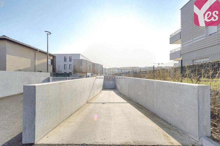 Parking Soupetard - Toulouse sécurisé