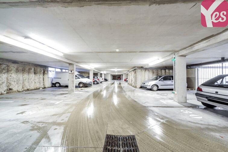 Parking Trois Cocus - Toulouse sécurisé