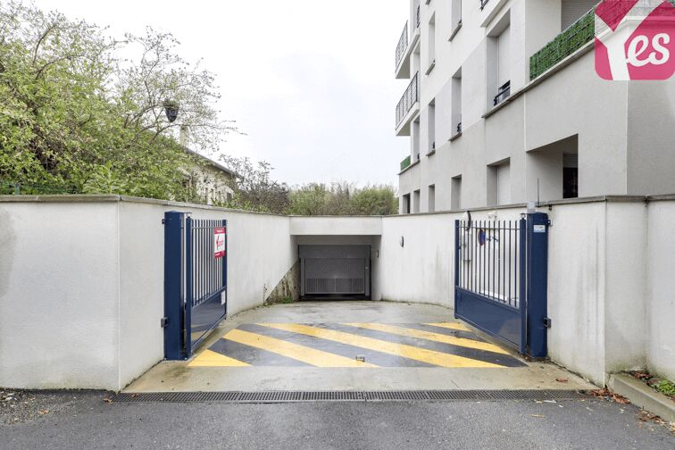 Parking Trois Cocus - Toulouse souterrain