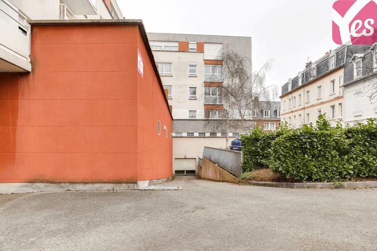 Parking Trianon - Jardin des Plantes - Léon Blum - Sotteville-lès-Rouen 24/24 7/7