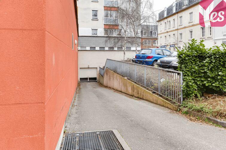 Parking Trianon - Jardin des Plantes - Léon Blum - Sotteville-lès-Rouen sécurisé