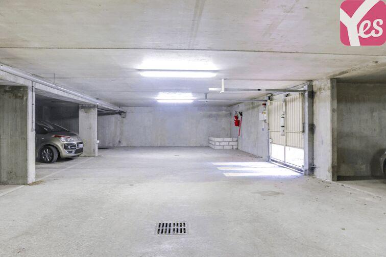 Parking Trianon - Jardin des Plantes - Léon Blum - Sotteville-lès-Rouen à louer