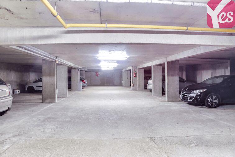 Parking Trianon - Jardin des Plantes - Léon Blum - Sotteville-lès-Rouen garage