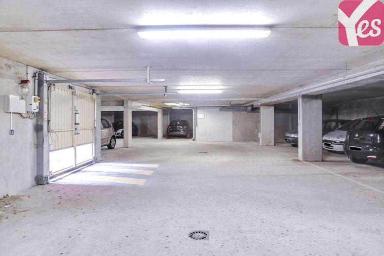 Parking Trianon - Jardin des Plantes - Léon Blum - Sotteville-lès-Rouen souterrain