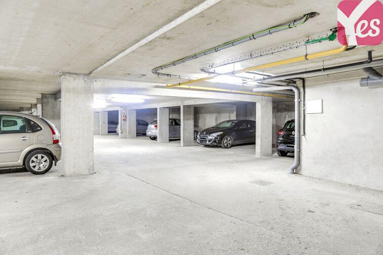 Parking Trianon - Jardin des Plantes - Léon Blum - Sotteville-lès-Rouen en location