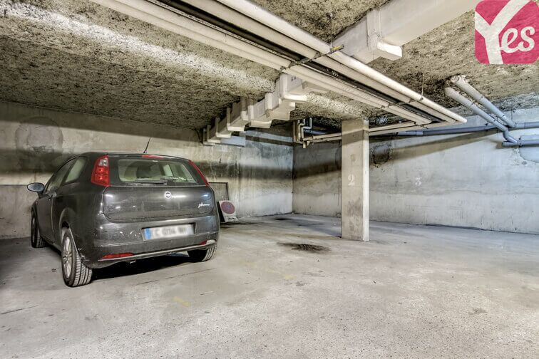 Parking Victor Hugo - Sanzillon location mensuelle