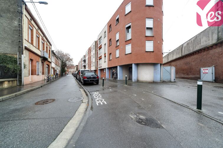 Parking Gare de Toulouse-Matabiau - Bonnefoy caméra