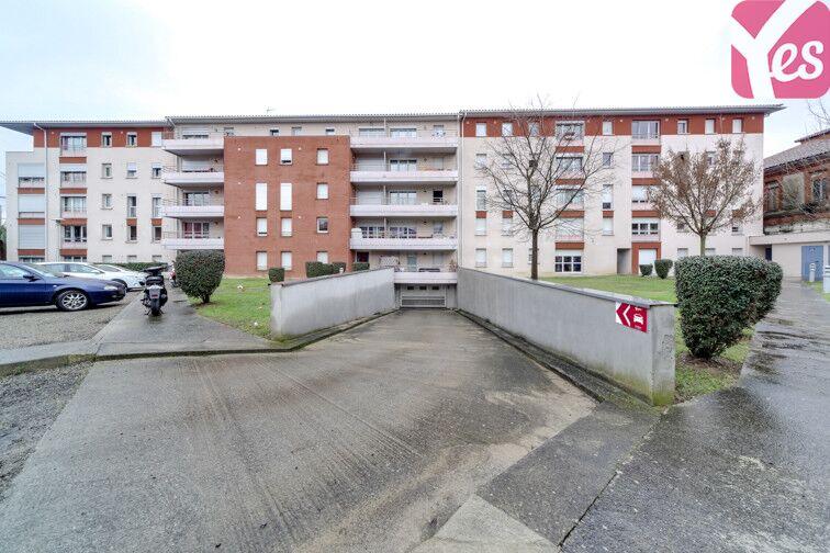 Parking Gare de Toulouse-Matabiau - Bonnefoy 24/24 7/7