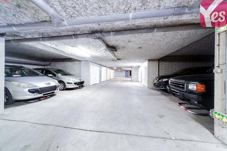 Parking Gare de Toulouse-Matabiau - Bonnefoy 31200