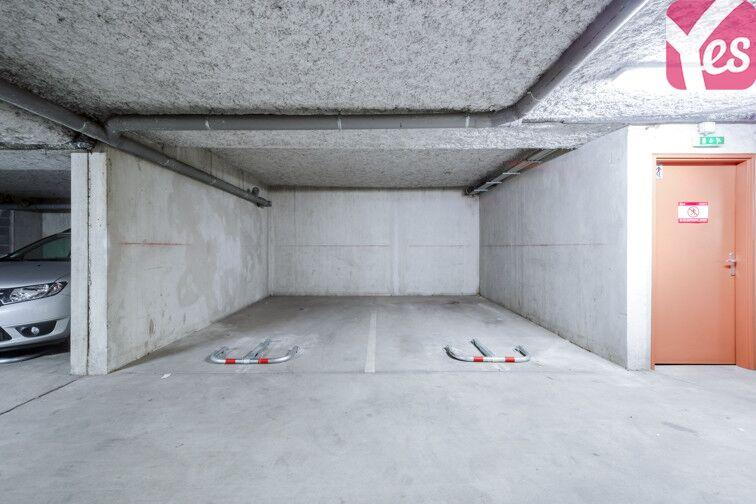 Parking Gare de Toulouse-Matabiau - Bonnefoy box