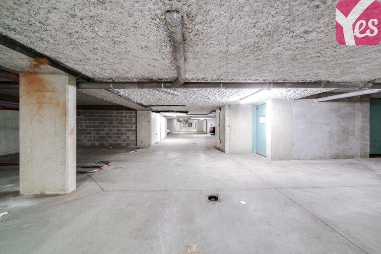 Parking Gare de Toulouse-Matabiau - Bonnefoy garage