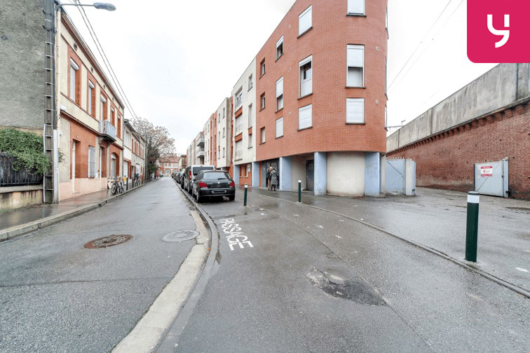 Parking Gare de Toulouse-Matabiau - Bonnefoy 9 chemin Lapujade