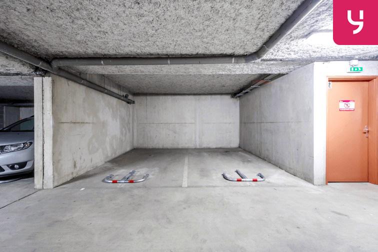 Parking Gare de Toulouse-Matabiau - Bonnefoy souterrain