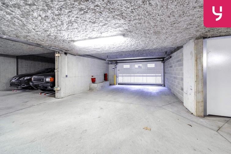 Parking Gare de Toulouse-Matabiau - Bonnefoy location