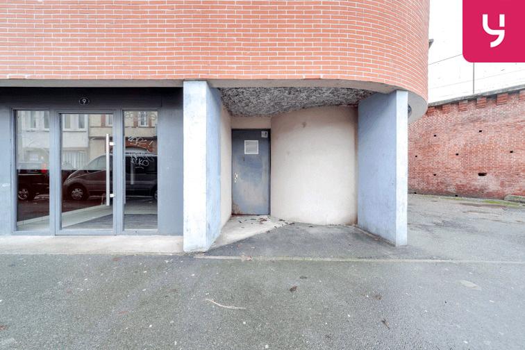 Parking Gare de Toulouse-Matabiau - Bonnefoy sécurisé