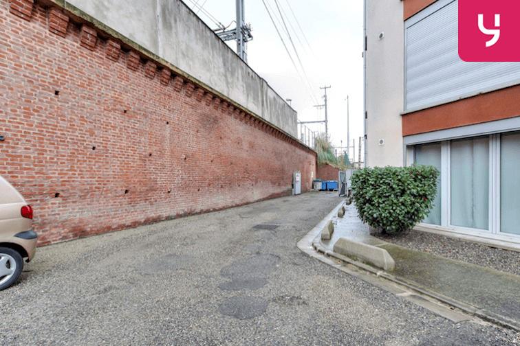 Parking Gare de Toulouse-Matabiau - Bonnefoy gardien