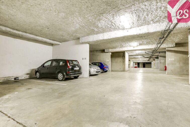 Parking Survilliers - Fosses caméra