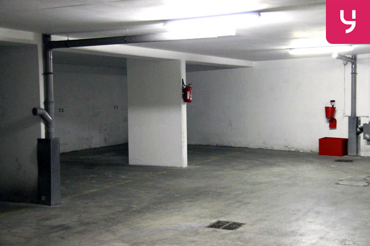 Parking lumineux