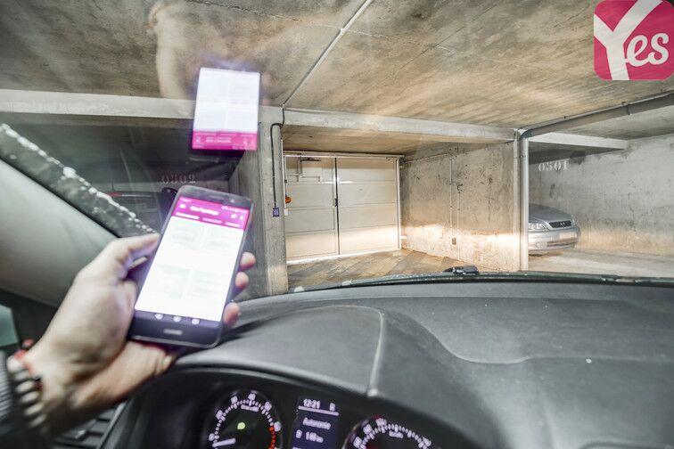 Parking Jean Jaurès - Henri Barbusse box