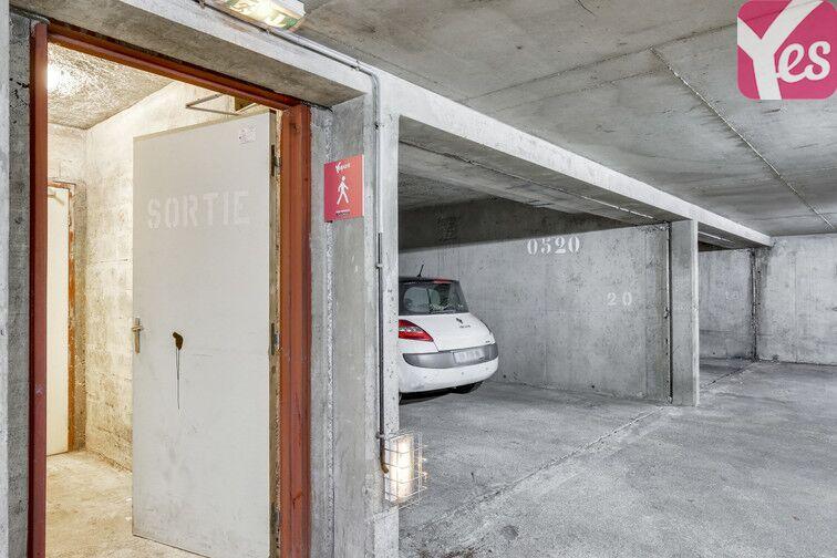 Parking Jean Jaurès - Henri Barbusse gardien