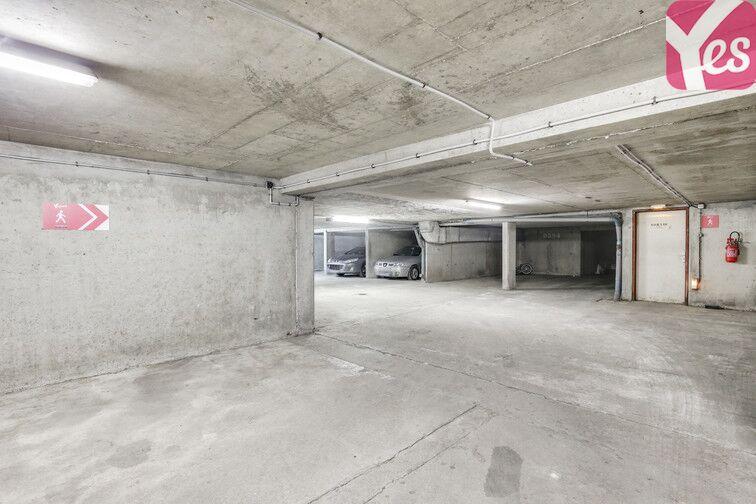 Parking Jean Jaurès - Henri Barbusse 93220