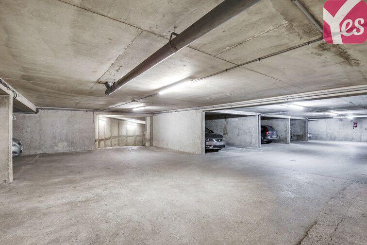 Parking Jean Jaurès - Henri Barbusse Gagny