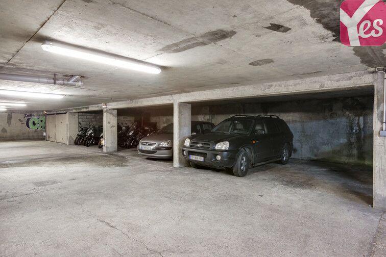 Parking Porte de Pantin - Jaures 24/24 7/7