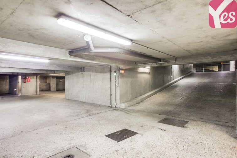 Parking Porte de Pantin - Jaures location